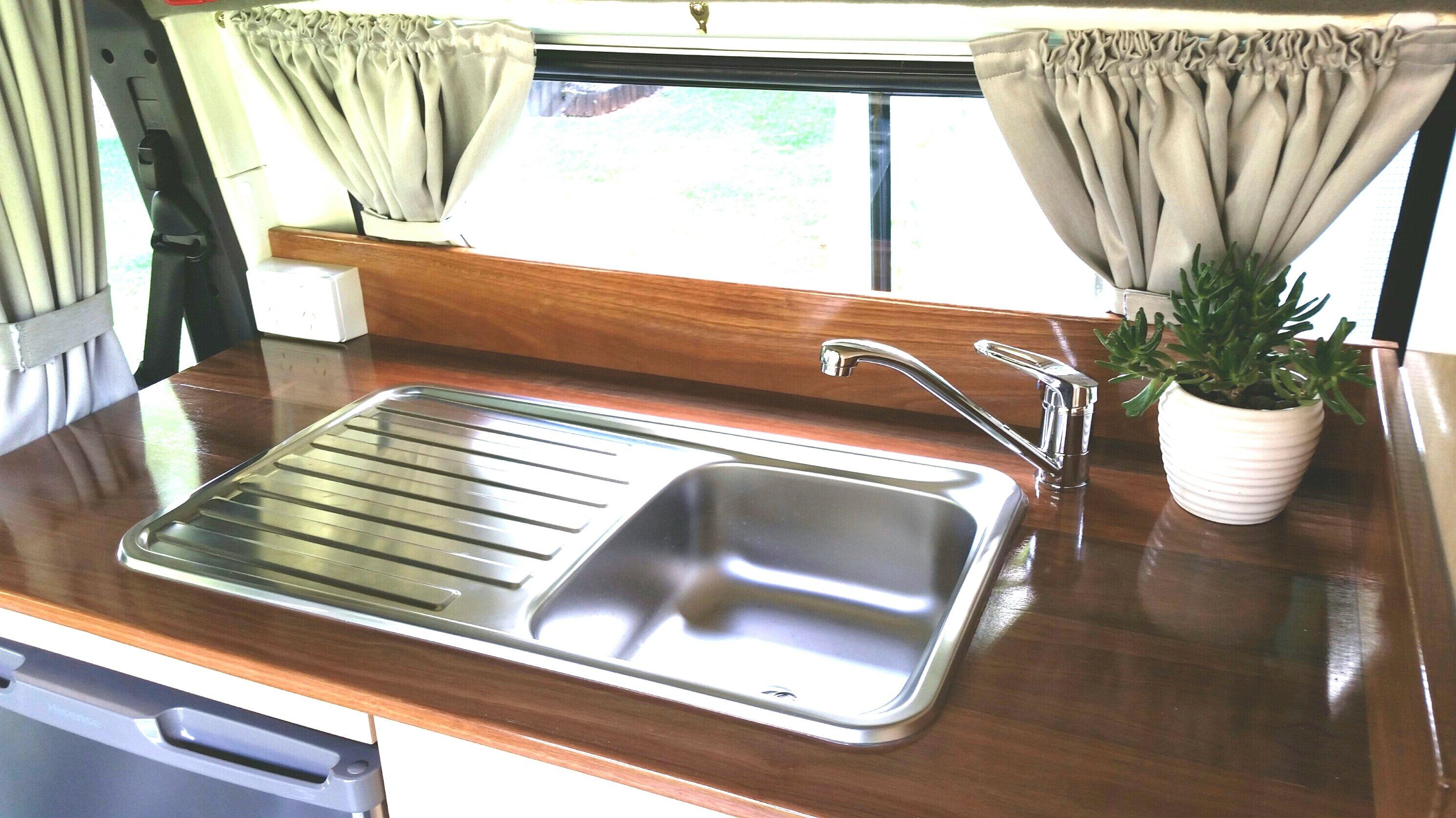 Caravan Cupboard